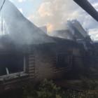 В Казеевке при пожаре сгорел мужчина