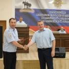 В региональном УМВД наградили призера Всероссийской викторины «Моя полиция – моя Россия»