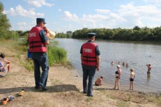 C начала купального сезона в Пензенской области утонули 17 человек