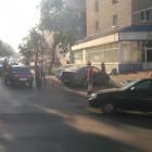 Соцсети - Пьяный водитель устроил дебош возле пензенского ЗАГСа на Кирова