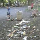 Место отдыха детей в Пензе превратили в помойку - соцсети