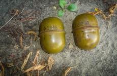 Пензенец нашел две гранаты в мусорном контейнере