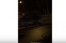 Появилось видео с места жуткой аварии на Карпинского в Пензе