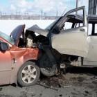 В ДТП под Пензой пострадали шесть человек