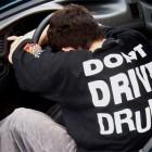 В Заречном пьяный водитель протаранил три машины