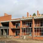 В Кичкилейке завершается строительство жилого корпуса для инвалидов