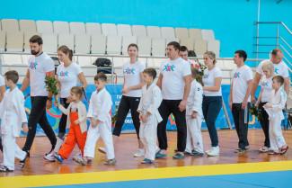 В Пензе с размахом прошел семейный праздник спорта и дзюдо