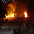 В Пензенской области за сутки в огне погибли двое мужчин