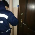 В Пензе, чтобы освободить закрытых в квартире детей, пришлось вызвать спасателей
