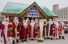 Уже завтра в Пензе откроется домик Деда Мороза