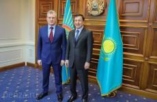 Губернатор Пензенской области встретился с казахскими коллегами