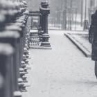 На улицах Пензы со снегопадом борются около 100 спецмашин