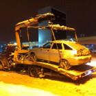 Ночью с Привокзальной площади станции Пенза-1 эвакуировано 6 автомобилей