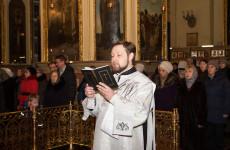 Пензенцы отмечают Крещение Господа