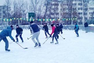 Турнир по хоккею среди дворовых команд состоится в Пензе уже завтра