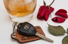 За вождение в пьяном виде пензенцу грозит реальный срок