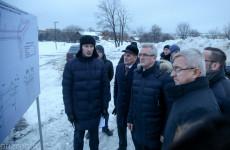 Бригадирский мост в Пензе реконструируют за 4 миллиарда рублей
