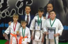 Юные пензенские спортсмены отличились в турнире по сетокан