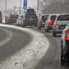 На трассе «Тамбов-Пенза» ограничен проезд из-за столкновения трех фур