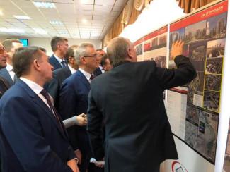 «Термодом» представил свои проекты на совещании с губернатором
