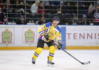 В Пензе команда Белозерцева сыграет в хоккей с московскими артистами