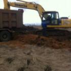 В Пензенской области неизвестные воровали песок