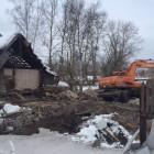 В Пензе снесены еще два аварийных здания