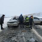 Пензенские спасатели обнародовали фото с места смертельного тройного ДТП