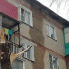 В Пензе начал разваливаться еще один жилой дом