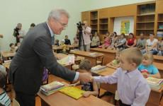 Учение - свет. Иван Белозерцев похвалил пензенских школьников