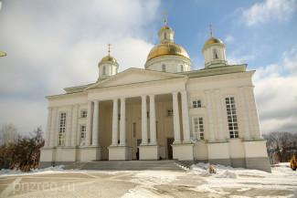В Пензе приступят к благоустройству территории возле Спасского собора
