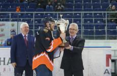 Стало известно, кому достался Кубок губернатора Пензенской области по хоккею