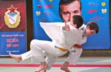 В кубке ЦСКА принимают участие юные дзюдоисты из Пензы