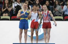 Пензенский гимнаст стал бронзовым призером этапа Кубка мира