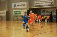 Первый матч пензенской «Лагуны-УОР» и «МосПолитеха» закончился ничьей