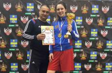 Впервые в истории пензенская спортсменка победила на первенстве России по боксу