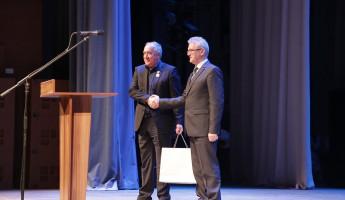 Рафик Ибрагимов награжден за благотворительность и меценатство