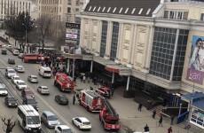 Пожар потушен! С огнем в пензенском ТЦ «Пассаж» боролись 35 человек