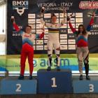 Пензячка Наталья Афремова взяла «бронзу» на Кубке Европы по BMX Race