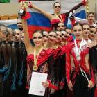 Пензенские гимнастки завоевали в Сингапуре «серебро» и «золото»
