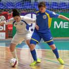 В первом матче финала пензенская «Лагуна-УОР» одолела питерских соперниц