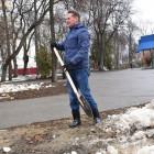Чиновники пензенской мэрии выйдут на уборку городских территорий