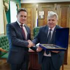 Мэр Пензы подписал соглашение о сотрудничестве с главой Ульяновска