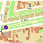 В Пензе временно перекроют улицу Славы