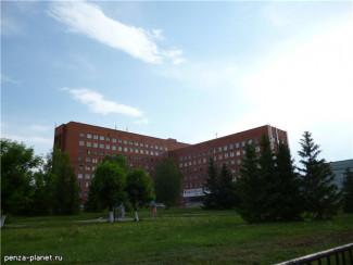 В Пензе мужчина выпал из окна больницы и разбился насмерть