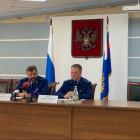 Морозов и Сигаев рассказали, как защищают область от трудовых нарушений, а Канцерова опять не пришла
