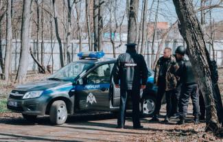 Житель Пензенской области спустил собаку на бойцов Росгвардии