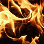 Серьезный пожар в центре Пензы поверг в страх горожан