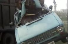 Утилизация по-русски. Пензенцы обсуждают жесткое уничтожение «копейки». ВИДЕО