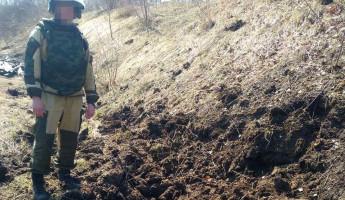 В Пензенской области обнаружили опасные артиллерийские боеприпасы